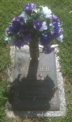 Thelma G Wunder