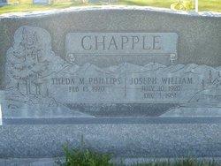 Joseph William Chapple