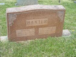 Arizona <i>Wyatt</i> Baxter