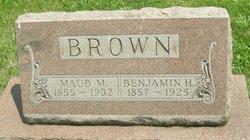 Benjamin H. Brown