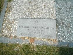 William Giles Alverson, Sr