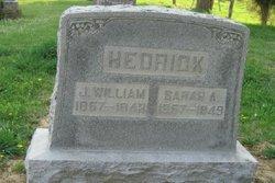 John William Hedrick