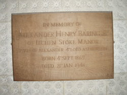 Alexander Henry Baring