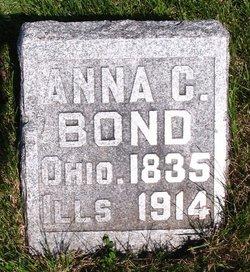 Anna <i>Harrah</i> Bond