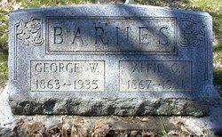 Affie Afton <i>Gallahue</i> Barnes