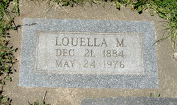 Louella <i>Martin</i> Bacon