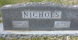 Mary Grace <i>Barnes</i> Nichols