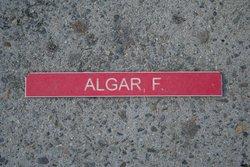 Fredrick Edward Algar