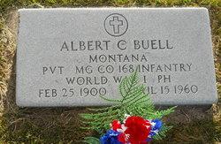 Pvt Albert Conklin Buell