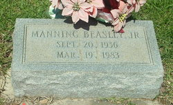 Manning Beasley, Jr