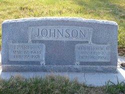 Pearle Alice <i>Phillips</i> Johnson