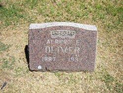Albert E. Oliver