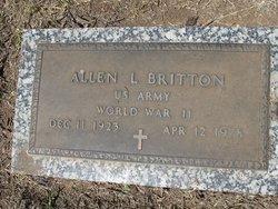 Allen Leo Britton