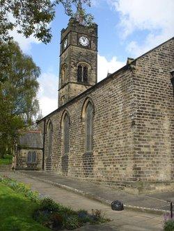 St James Parish Churchyard