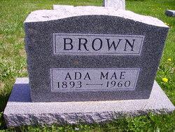 Ada Mae Brown