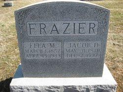 Ella Margaret <i>Grove</i> Frazier