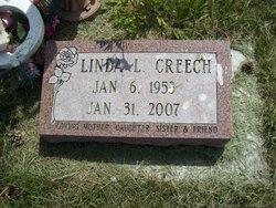 Linda L. <i>Henderson</i> Creech