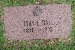 John Levander Ball