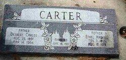 Adelbert Carlos Dell Carter