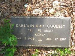 Earlwin R Goolsby