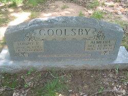 Lonzo Pearl Goolsby