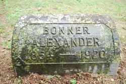 Bonner Alexander, Sr