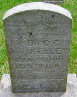 Dr Christopher Greenup Kelley