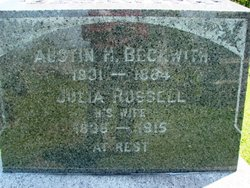 Julia <i>Russell</i> Beckwith