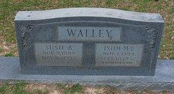 Susie <i>Burgess</i> Walley