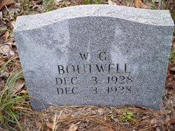 William Gale Boutwell