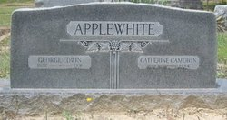 George Edwin Applewhite