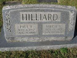 Paul Edward Hilliard