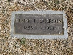 Elmer Lee <i>Wood</i> Emerson