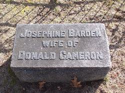 Josephine Bell Josie <i>Barden</i> Cameron