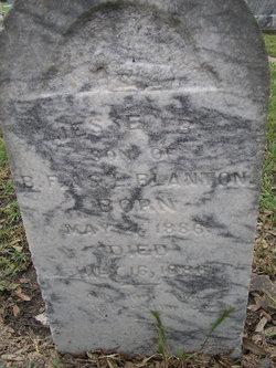 Jesse Barren Blanton