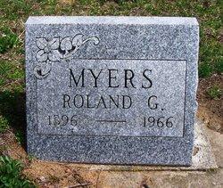 Roland G Myers