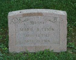 Marie Emma <i>Bosse</i> Cook