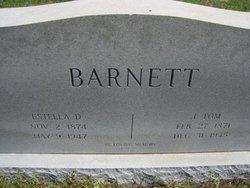 Estella D. Barnett