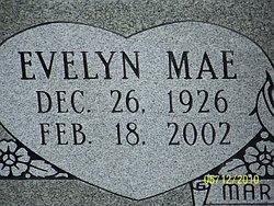 Evelyn Mae <i>Treadwell</i> Eskridge