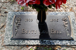 Betty Lou <i>Davis</i> Bell