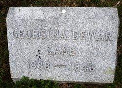 Georgina Georgia <i>Dewar</i> Case