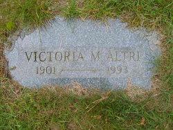 Victoria M Altri