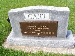 Sgt Robert L Cart
