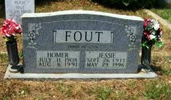 Homer E Fout