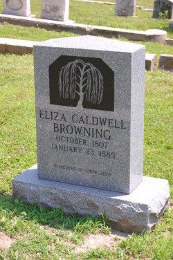 Eliza <i>Caldwell</i> Browning