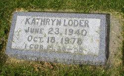 Kathryn Loder