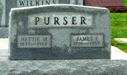 Hettie M. Purser
