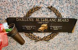 Darlene M. LeBlanc Beard