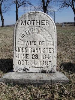 Mary Elizabeth <i>King</i> Bannister