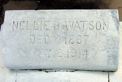 Nellie B. <i>Parks</i> Watson